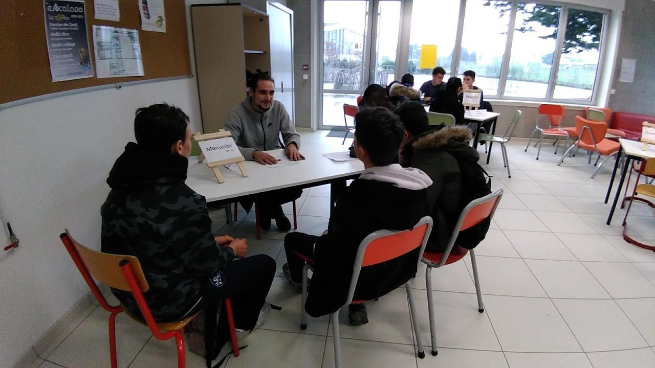 L'enseignement anglais Speed Dating